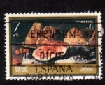 Stamps Spain -  luis eugenio menendez- día del sello
