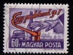 Stamps Hungary -  2330-Código de circulación