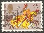 Sellos de Europa - Reino Unido -  729 - Caballero medieval