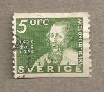 Stamps Sweden -  Axel Oxenstierna