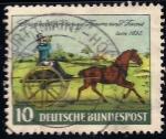 Sellos de Europa - Alemania -  Thurn and Taxis.