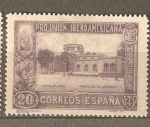 Stamps : Europe : Spain :  PRO UNION IBEROAMERICANA