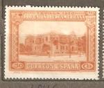 Stamps Spain -  PRO UNION IBEROAMERICANA