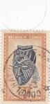 Stamps Democratic Republic of the Congo -  Máscara