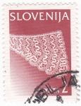 Stamps Slovenia -  Macramé