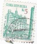 Stamps : Europe : Czech_Republic :  Plzeñ