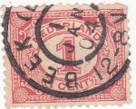 Stamps : Europe : Netherlands :  CIFRA