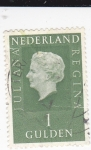 Stamps Netherlands -  Reina Juliana Regina