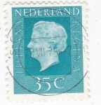 Stamps : Europe : Netherlands :  Reina Juliana Regina