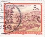Stamps Austria -  STIFT  ST.PAUL LAVANTTAL