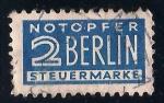 Stamps Germany -  TASA POSTAL.