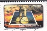 Sellos de Europa - Francia -  Fuente de los Glaciares
