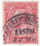 Stamps : Europe : United_Kingdom :  .