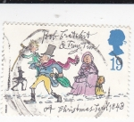 Stamps : Europe : United_Kingdom :  Christmas