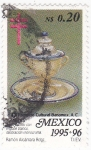 Stamps Mexico -  Artesanía mexicana