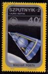 Sellos de Europa - Hungría -  377-Misión Apollo-Soyouz
