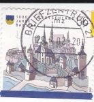 Sellos de Europa - Alemania -  Castillo de Jahte Bautzen