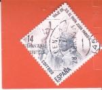 Sellos de Europa - España -  Viaje de S.S. El Papa Juan Pablo II  (X)