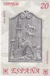 Stamps Spain -  Artesanías española -hierro   (X)