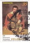 Stamps Spain -  400 Aniversario del nacimiento de Velazquez