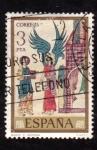 Stamps Europe - Spain -  beato c. gerona