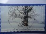Stamps Germany -  Estación.