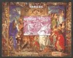 Stamps Europe - Spain -  Patrimonio Nacional,Tapiz, La boda de Zenobia y Odonato del siglo XVII