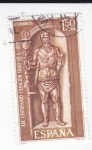 Stamps Spain -  XIX Centenario de la Legio VII Gémina, fundadora de León   (X)