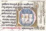 Sellos de Europa - España -  Correos reales de Mallorca s.XIV      (X)
