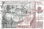 Sellos de Europa - España -  Museo Postal y de Telecomunicaciones   (X)