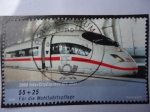 Stamps Germany -  Inter City Exprss.