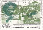 Stamps Spain -  Orquesta Nacional de España (X)