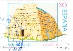 Sellos de Europa - España -  Arqueología-Naveta del Turons -Menorca  (X)