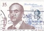 Stamps Spain -  Grabadores españoles- A.Manso Fernández   (X)