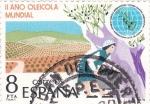 Sellos de Europa - España -  II Año Oleícola Mundial    (X)