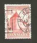 Sellos de Europa - Dinamarca -  356 - Castillo de Nyborg