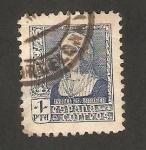 Sellos de Europa - España -  860 - Isabel La Católica