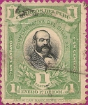Stamps Peru -  Conmemoración del Siglo XX. I