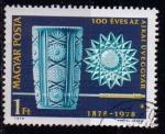 Sellos de Europa - Hungría -  2609-Cent. de la cristalería de Ajka