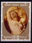 Sellos de Europa - Hungría -  2381-Desnudos