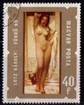 Sellos de Europa - Hungría -  2380- Desnudos