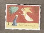 Stamps United Kingdom -  Navidades 1996