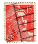 Stamps : Europe : France :  RF postes