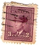 Stamps : America : Canada :  POSTES POTAGE