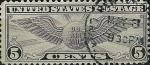 Sellos del Mundo : America : Estados_Unidos : Insignia piloto