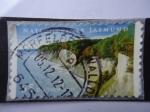 Stamps Germany -  Parque Nacional de Jasmund.(Islas de Rügen)