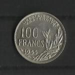 monedas de Europa - Francia -  Marianne / Reverso