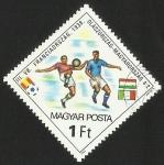 Sellos del Mundo : Europa : Hungría : COPA MUNDIAL DE FUTBOL FRANCIA 1938