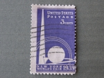 Stamps : America : United_States :  UNITED STATES POSTAGE - NEW YORK WORLD