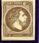 Stamps Europe - Spain -  Carlos VII